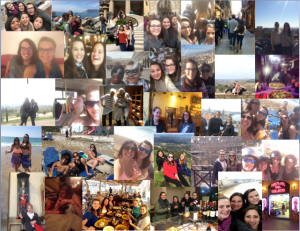 Study Abroad Collage
